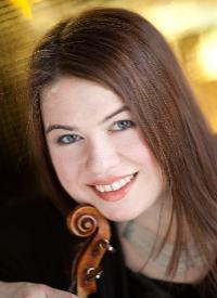 Lara St. John, violin