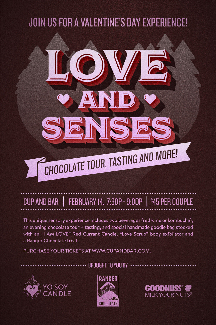 Love and Senses: Chocolate Tour, Tasting and More
