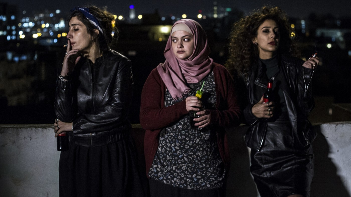 New Jersey Jewish Film Festival 2017:  Bar Bahar (In Between)