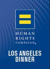 2017 HRC Los Angeles Dinner