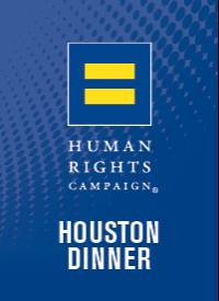 HRC Houston 20th Annual Gala Dinner