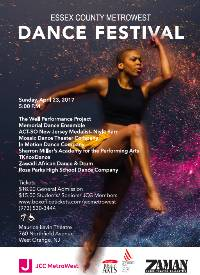 Essex County MetroWest Dance Festival