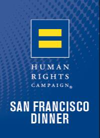 33rd Annual San Francisco Bay Area HRC Gala Dinner & Auction