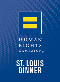 2017 HRC St. Louis Dinner Party
