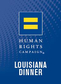 HRC Louisiana Dinner