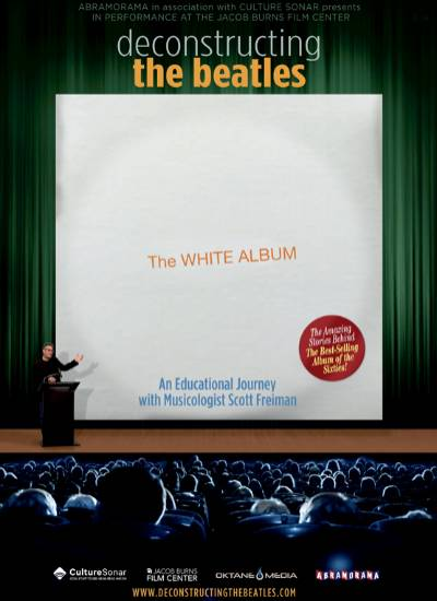 THE WHITE ALBUM: DECONSTRUCTING THE BEATLES (Majestic Auditorium)