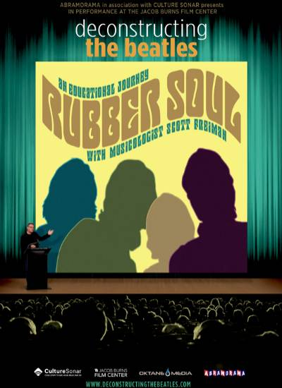 RUBBER SOUL: DECONSTRUCTING THE BEATLES (Majestic Auditorium)