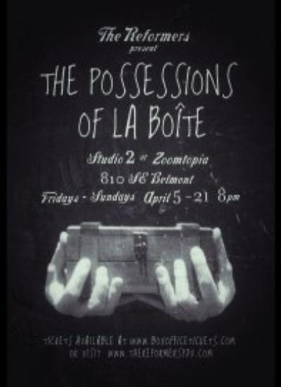 The Possessions of la boîte
