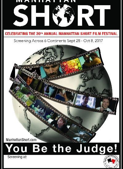 MANHATTAN SHORT FILM FESTIVAL 2017