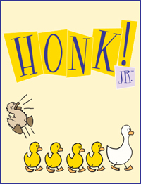 The Children Production Company Presents:  Honk! Jr.