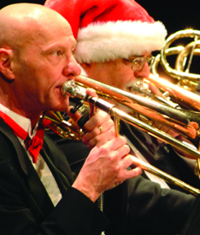 Holiday Concert with Big Horn Brass