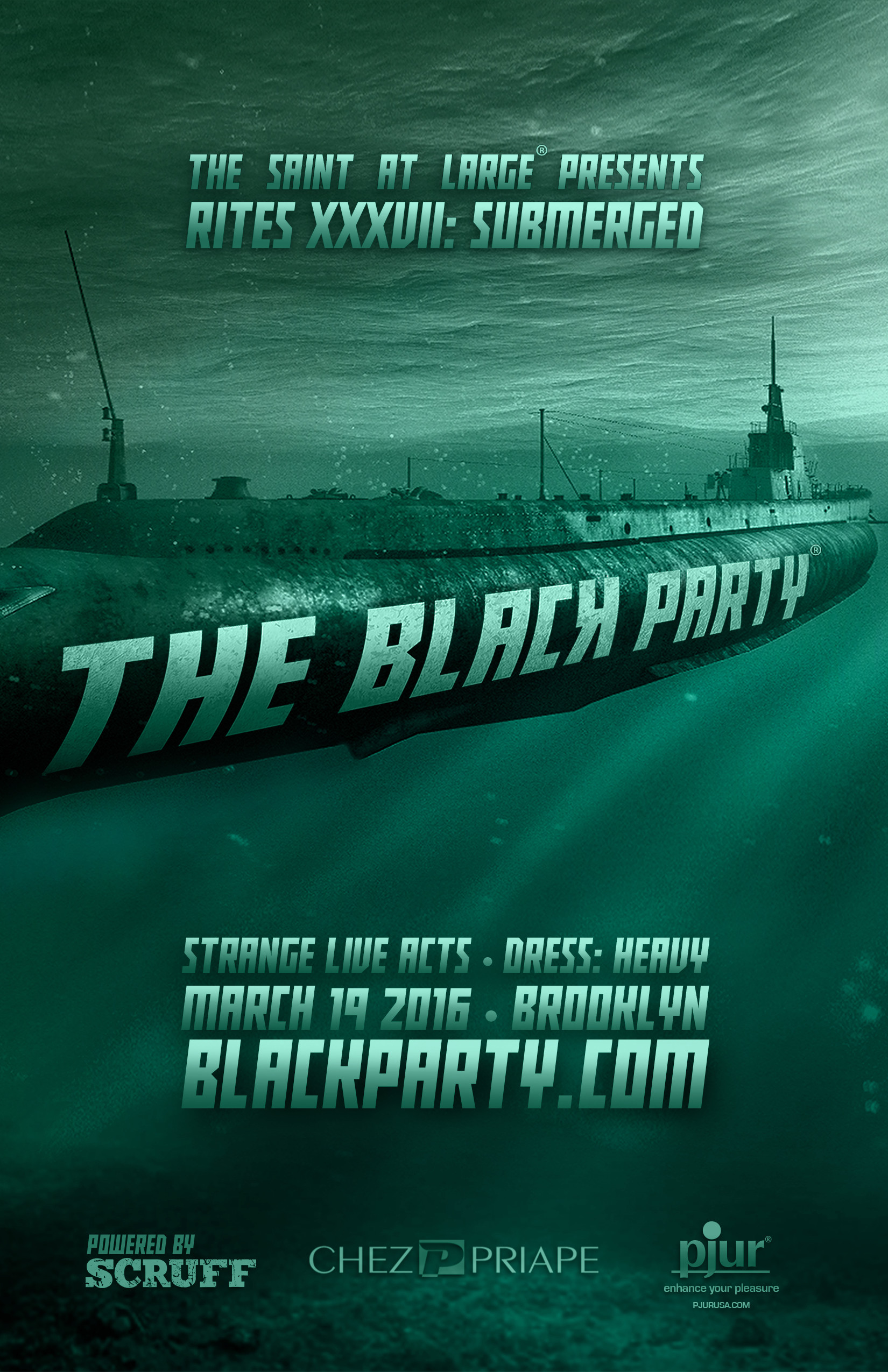 RITES XXXVII: The Black Party
