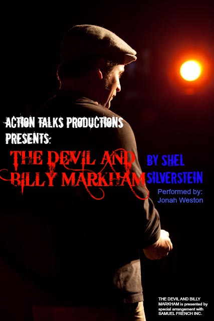 The Devil And Billy Markham by Shel Silverstein