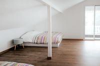 AvenueduGéndeGaulle BedroomLoft02