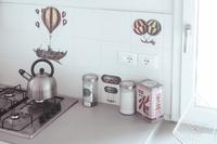 MongolfiereResidence Kitchen