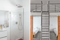 CasadoPisao BathroomBedroom