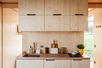 SlowCabins Kitchen