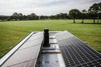 SlowCabins SolarPanels