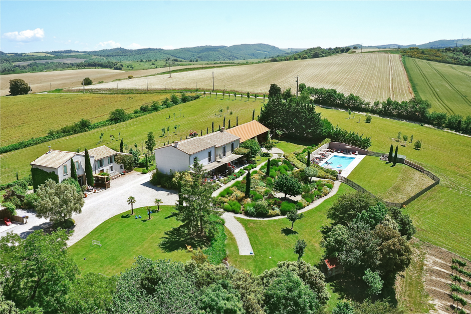 Family Vacation Rental | The Le Sarrail Estate | Carcassonne | Kid & Coe