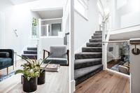Marylebone LivingRoomStairs