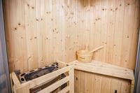 AmmosResidence Sauna