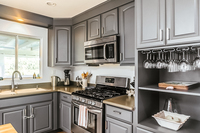 DryCreekResidence Kitchen