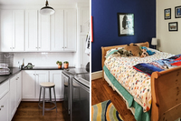 CliftonStreetNE Laundry Bedroom