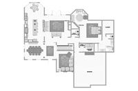 Spinnaker Lower Level Floor Plan