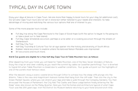 South Africa Safari itinerary (2)
