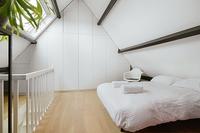 PieterVanDerDoesstraatBedroom