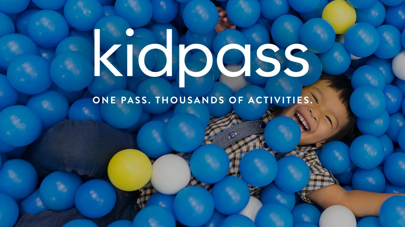Kidpass kids activities facebook share