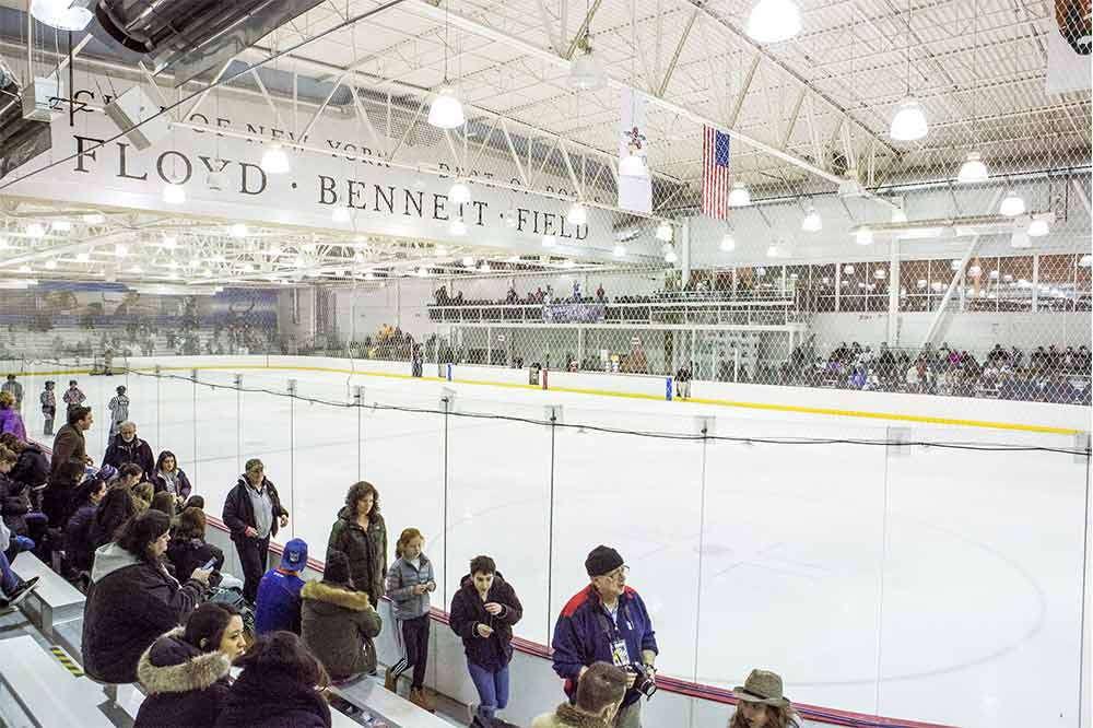 Image result for Indoor Ice Skating at Aviator Sports and Events Center