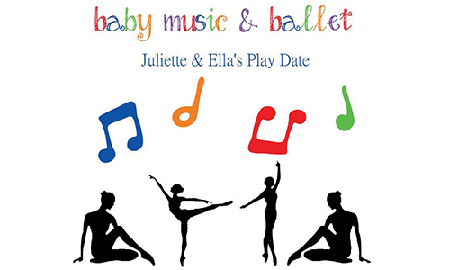 Juliette & Ella's Play Date: Baby Music & Ballet (at Central Park & West 67th St)
