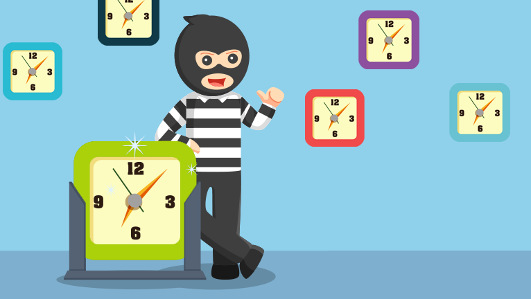 The Six Clocks