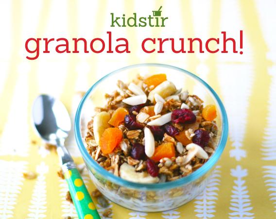 granola crunch recipe