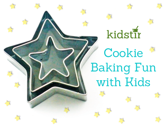 Tips for Baking Cookies with Kids