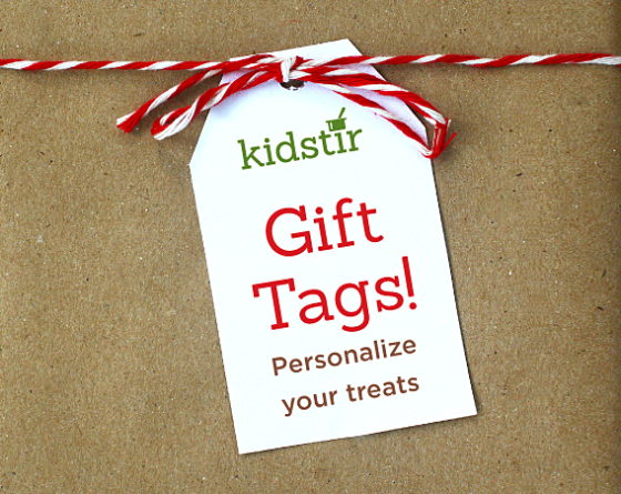 Kitchen Gift Tags