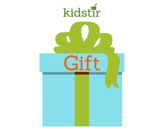 Kidstir Gift Note