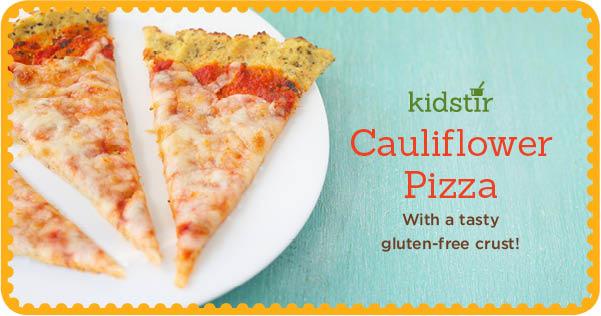 Cauliflower Pizza Gluten Free