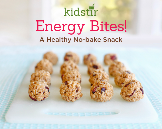 Energy Bites Snacks for Kids