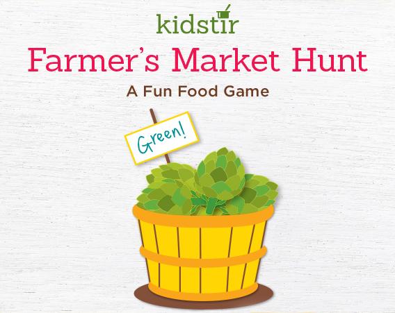 Farmer's Market Hunt