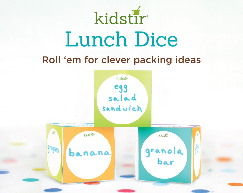 Lunch Dice