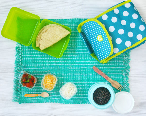 5 Lunch Box Ideas