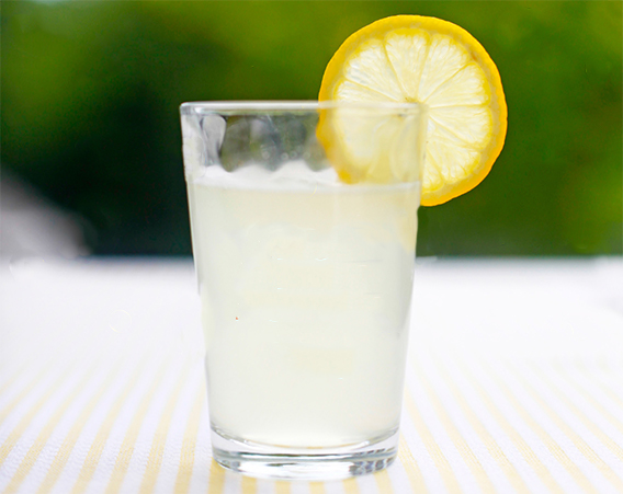 Lemon Fizz Recipe