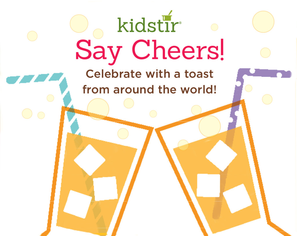 Say Cheers!