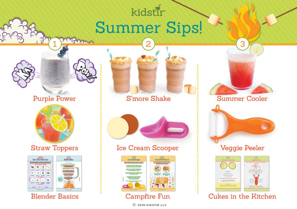 Summer Sips Kit