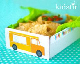 Lunch Truck Box