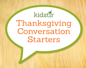 Thanksgiving Table Talk
