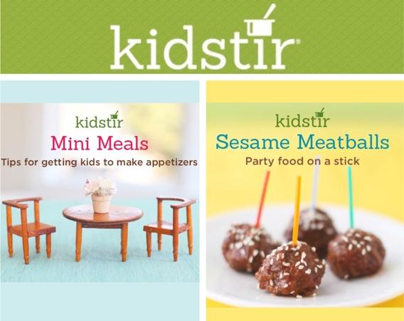 Kids Mini Meatball Meals Newsletter