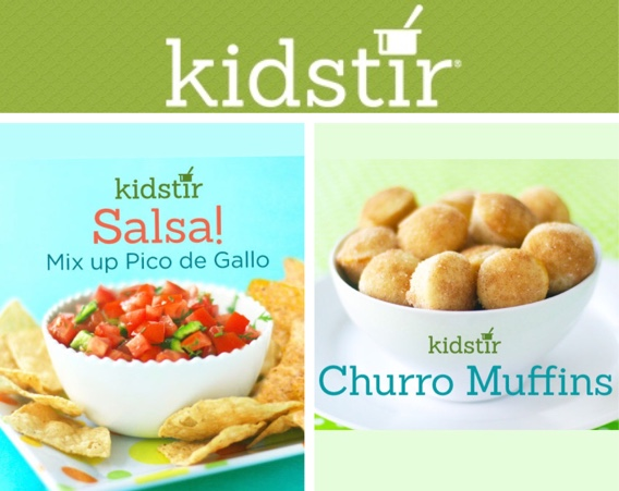 Tex-Mex Snacks Kids Make
